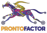 Pronto Factor logo